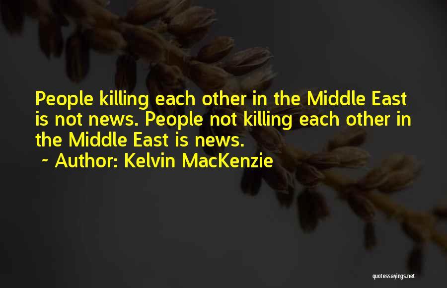 Kelvin MacKenzie Quotes 132308
