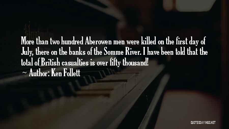 Ken Follett Quotes 1213853