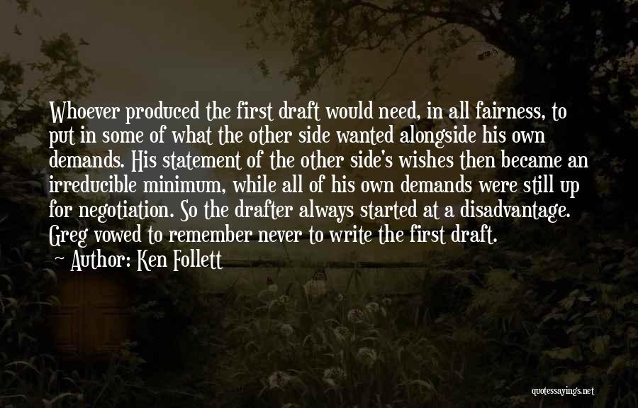Ken Follett Quotes 1585347