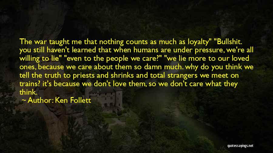 Ken Follett Quotes 1681960