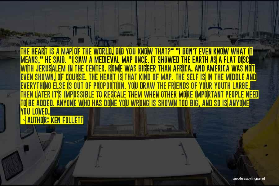 Ken Follett Quotes 1754066