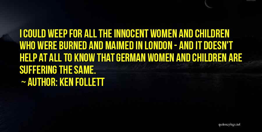 Ken Follett Quotes 2066444