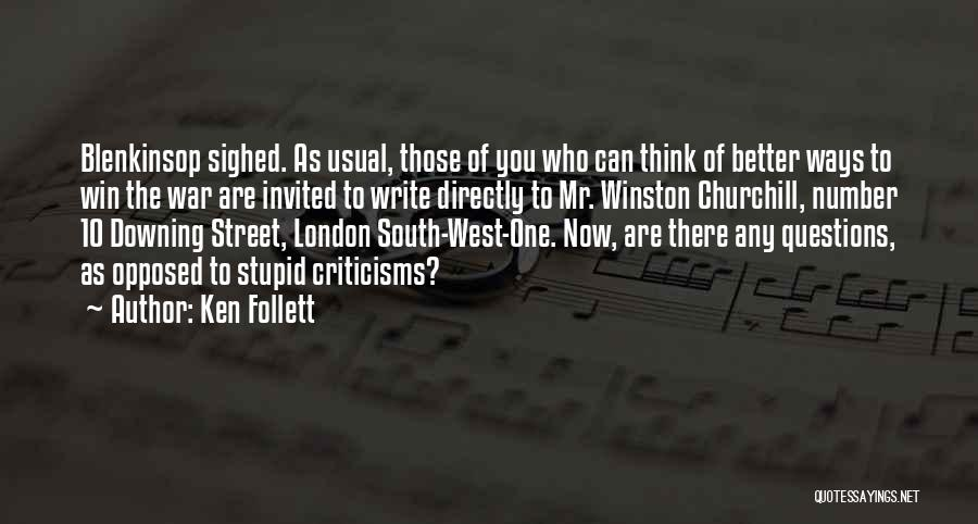Ken Follett Quotes 2256077