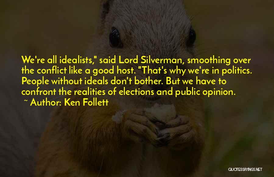 Ken Follett Quotes 342486