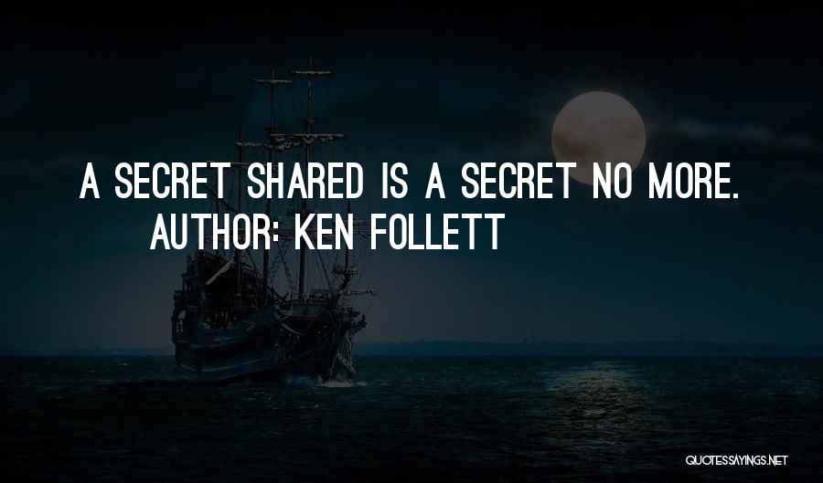 Ken Follett Quotes 726341