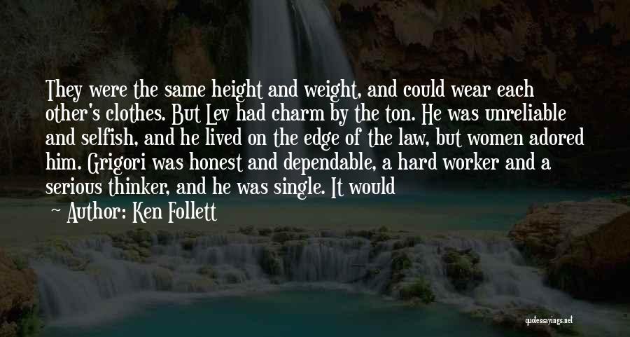 Ken Follett Quotes 764837