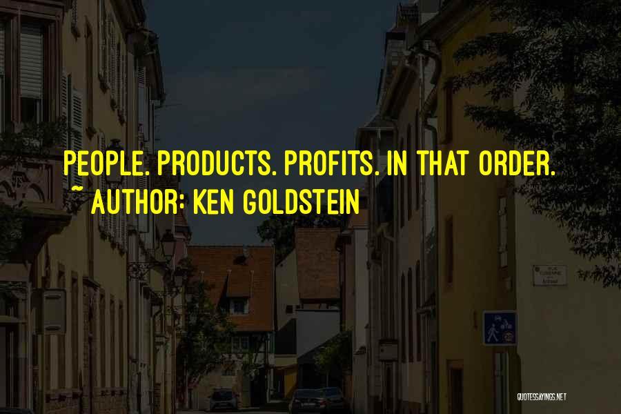 Ken Goldstein Quotes 2178250
