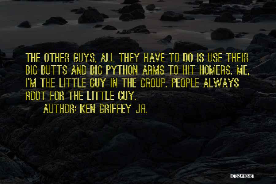 Ken Griffey Jr. Quotes 349065