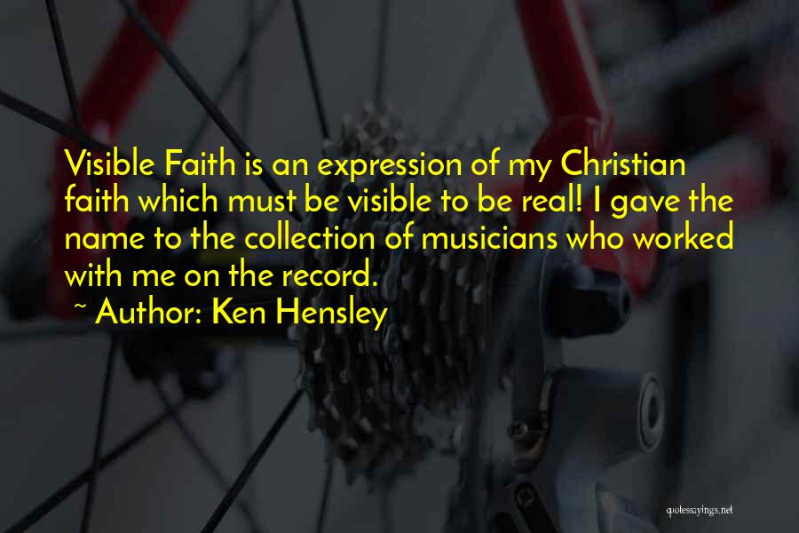 Ken Hensley Quotes 696073