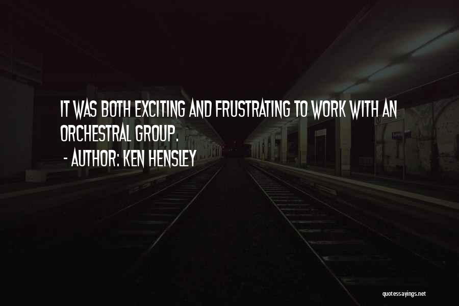 Ken Hensley Quotes 764638