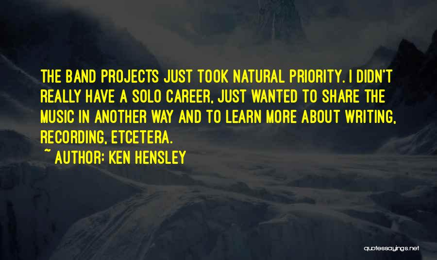 Ken Hensley Quotes 894055