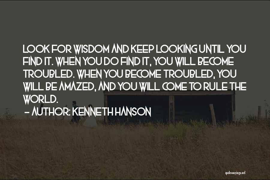 Kenneth Hanson Quotes 2064950