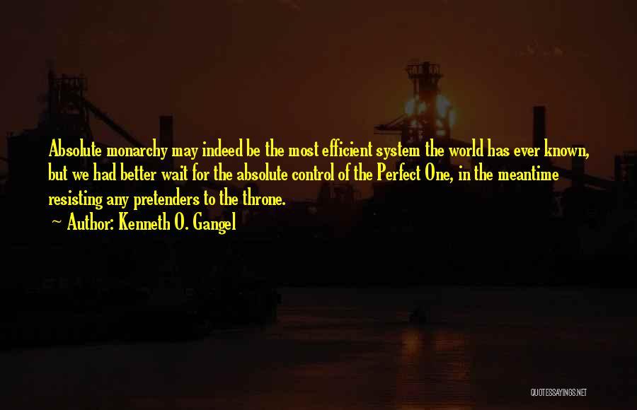 Kenneth O. Gangel Quotes 683618