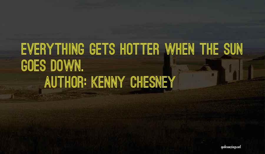 Top 11 Kenny Chesney Song Quotes & Sayings