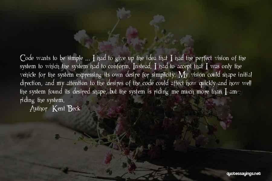 Kent Beck Quotes 1198890