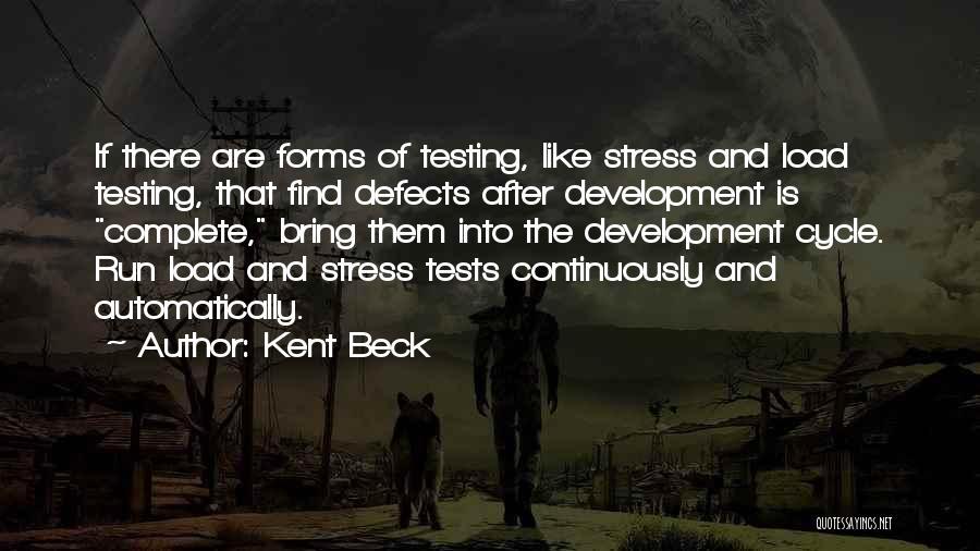 Kent Beck Quotes 120596