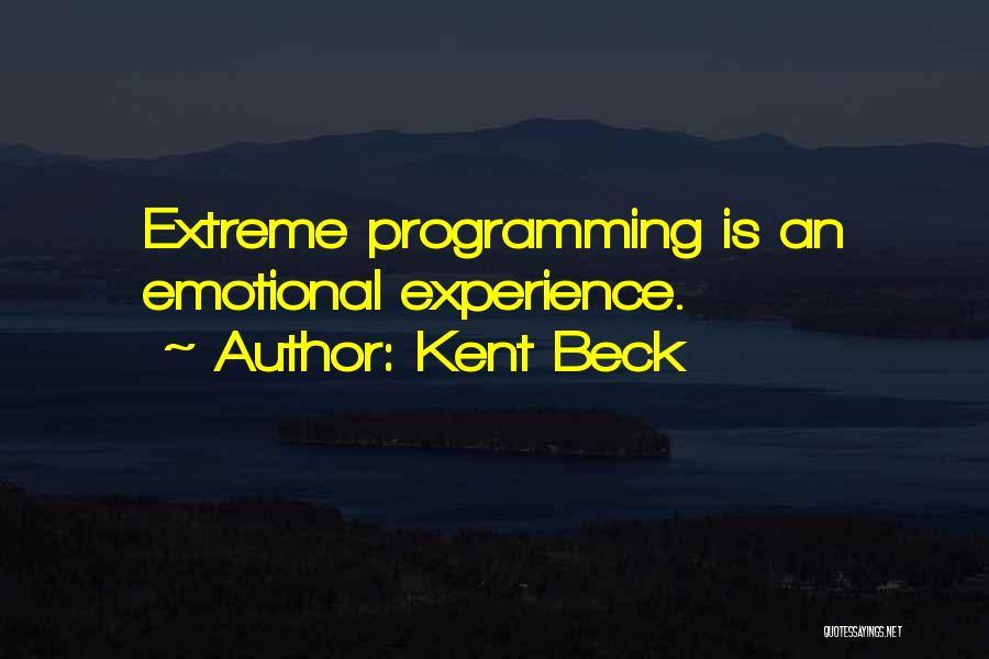 Kent Beck Quotes 1246901