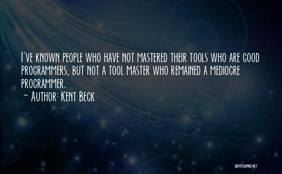 Kent Beck Quotes 1518180