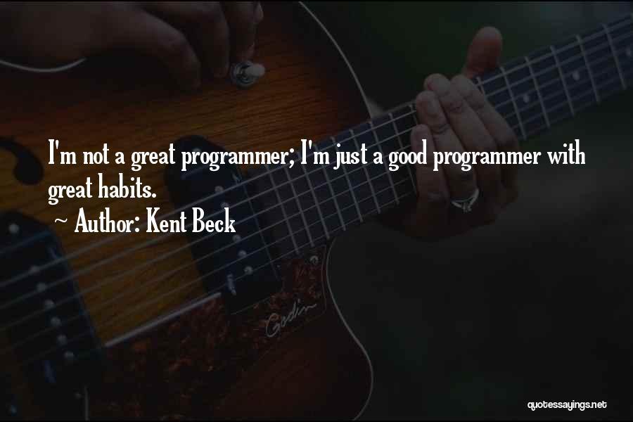 Kent Beck Quotes 1587362