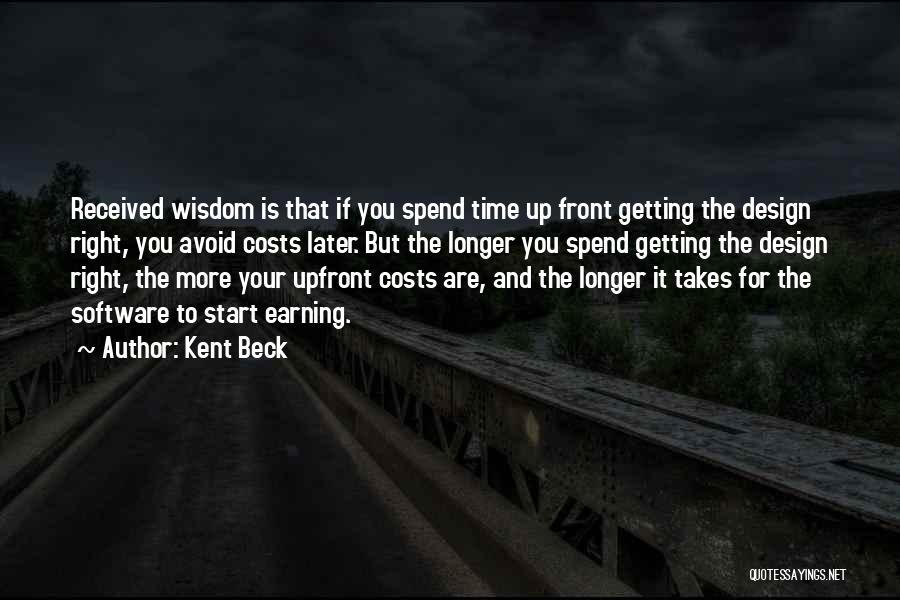 Kent Beck Quotes 1612924
