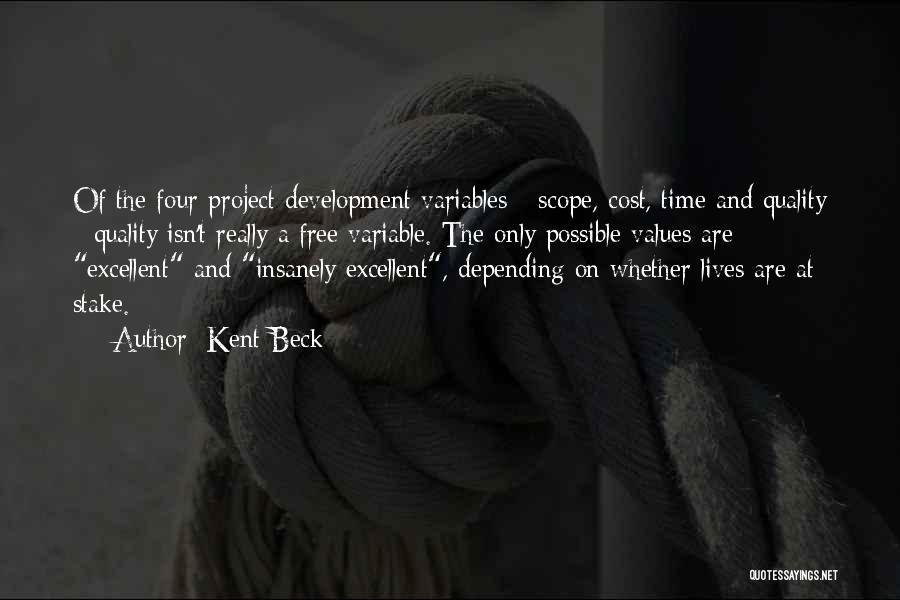 Kent Beck Quotes 1696358