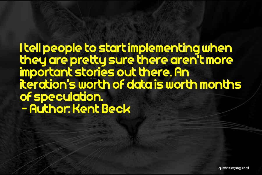 Kent Beck Quotes 1722615