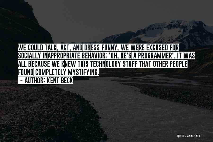 Kent Beck Quotes 178422