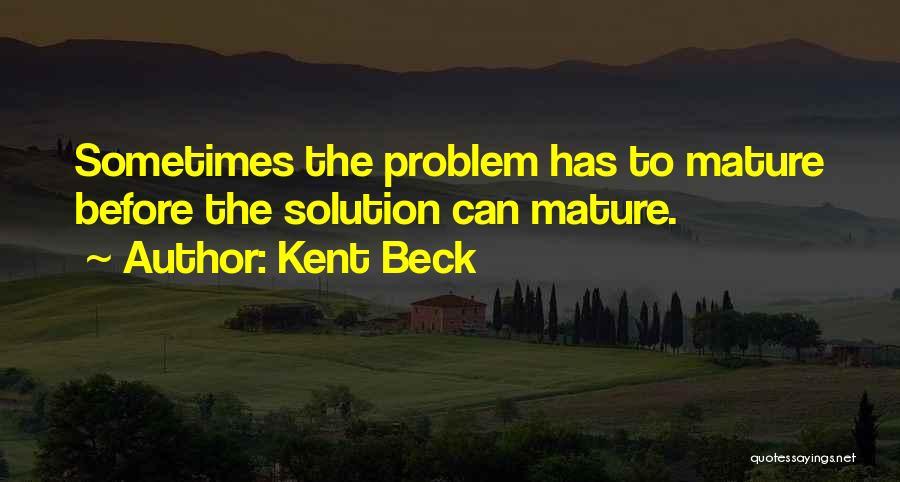 Kent Beck Quotes 1869217
