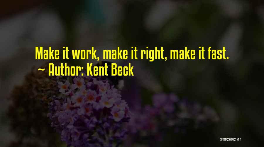 Kent Beck Quotes 1889931