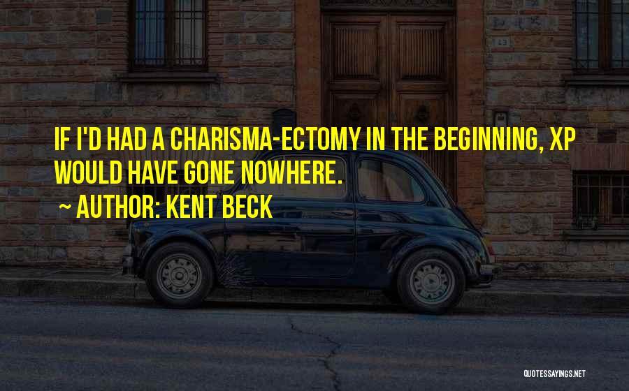 Kent Beck Quotes 257375