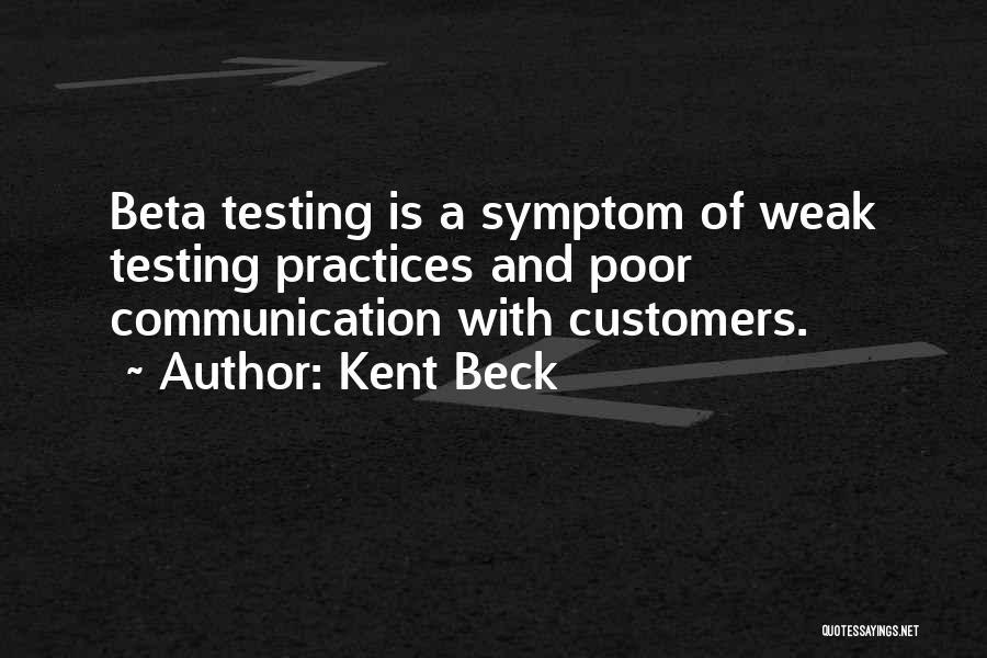 Kent Beck Quotes 300850