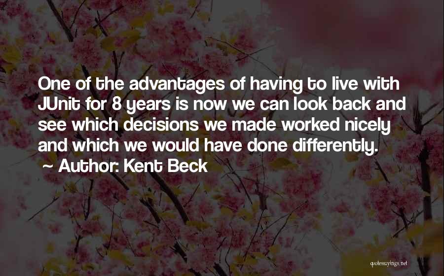Kent Beck Quotes 310742