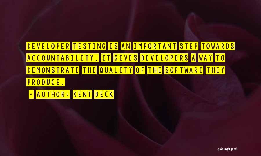 Kent Beck Quotes 548911