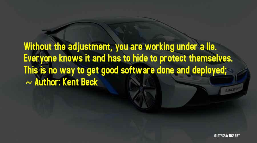 Kent Beck Quotes 745083