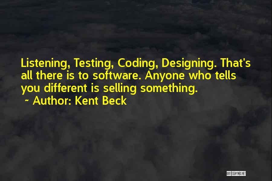 Kent Beck Quotes 798965