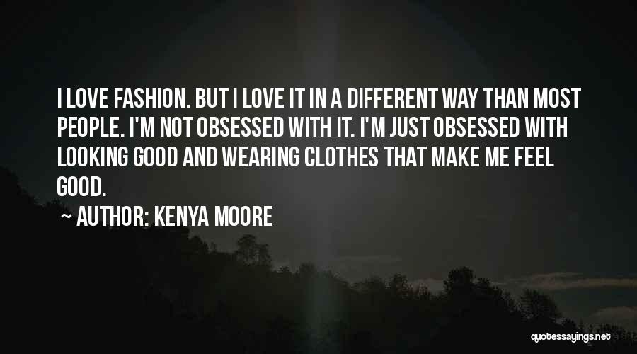 Kenya Moore Quotes 310776