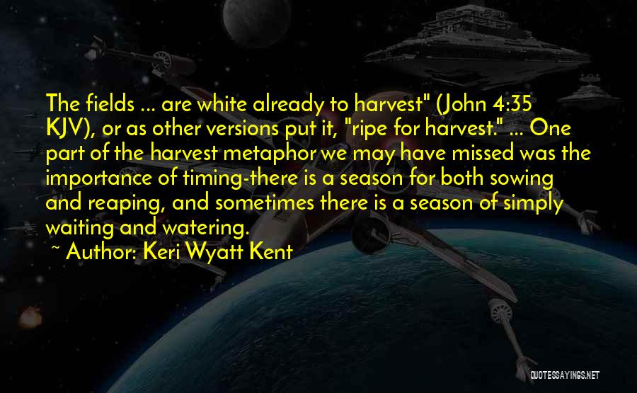 Keri Wyatt Kent Quotes 638151