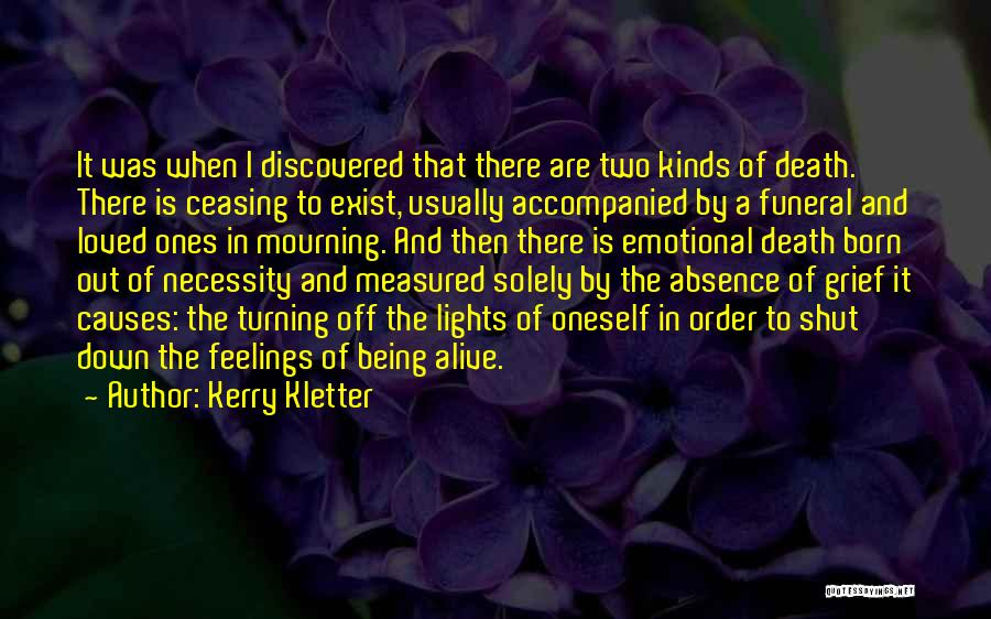 Kerry Kletter Quotes 149474