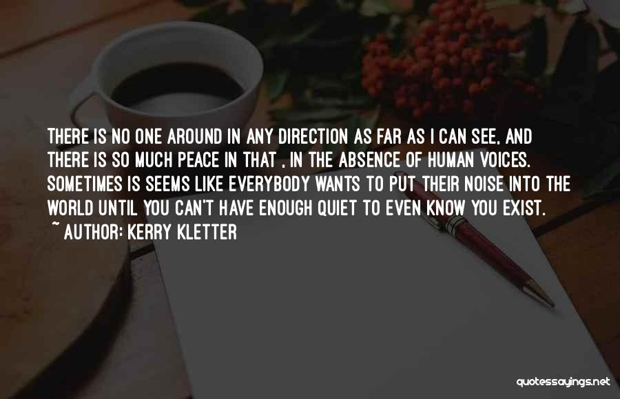 Kerry Kletter Quotes 292931