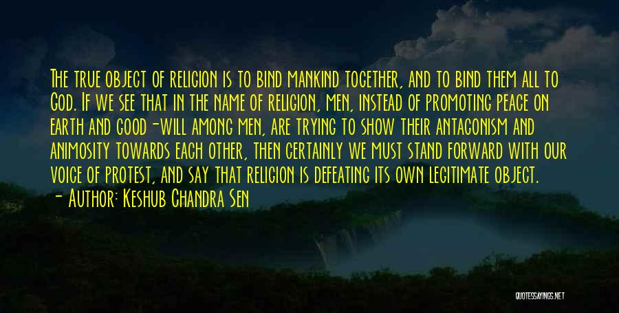 Keshub Chandra Sen Quotes 1719626