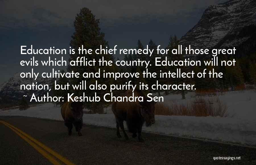 Keshub Chandra Sen Quotes 501727