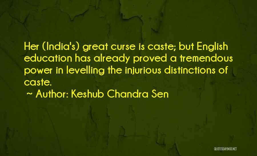 Keshub Chandra Sen Quotes 764764