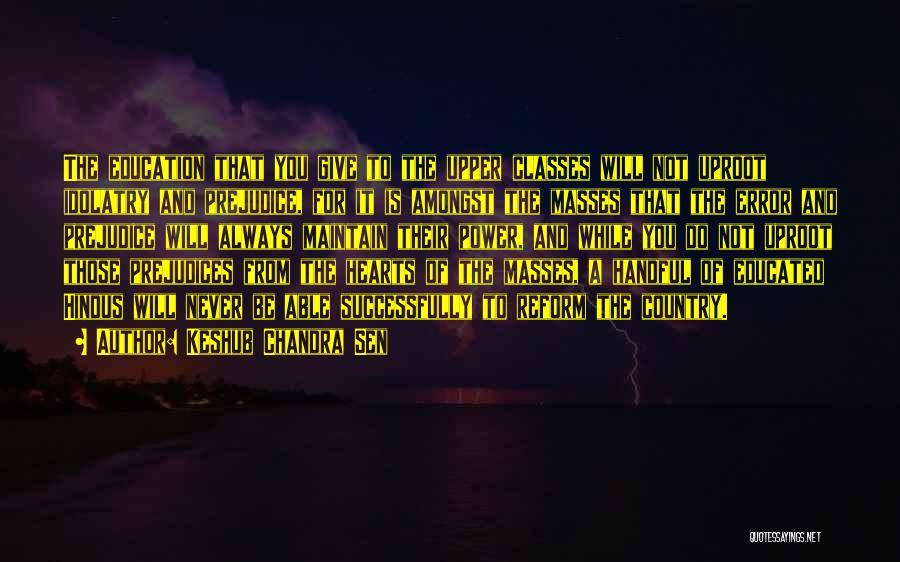 Keshub Chandra Sen Quotes 824808