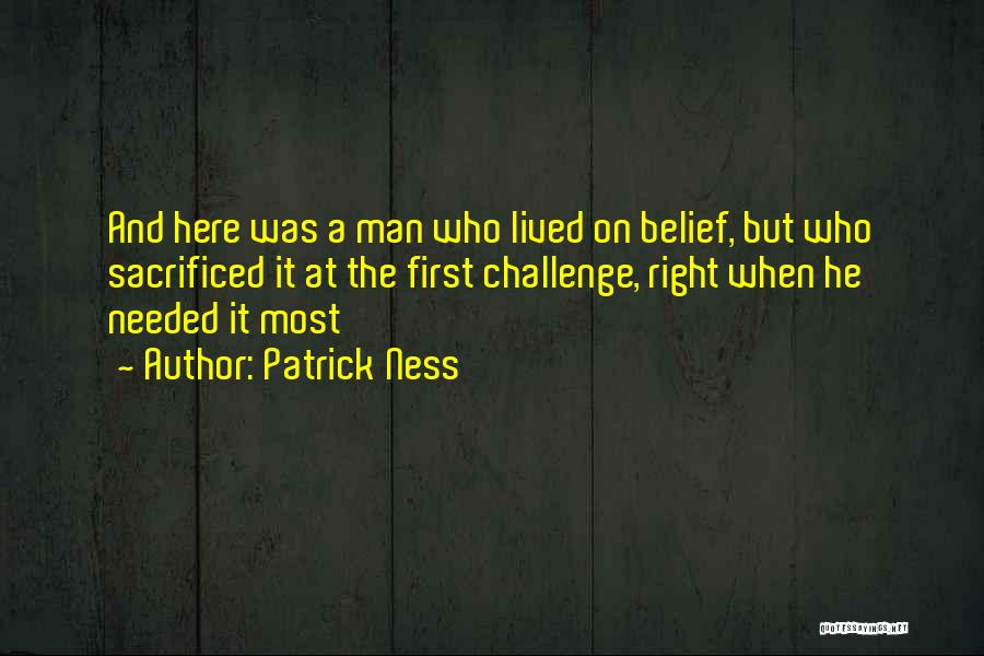 Keti Koti Quotes By Patrick Ness