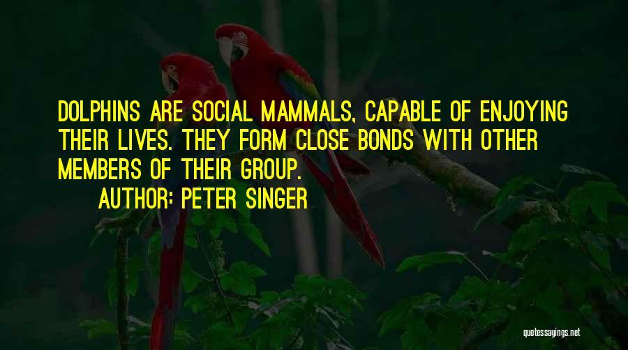 Keti Koti Quotes By Peter Singer