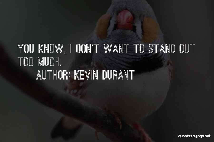Kevin Durant Quotes 154044