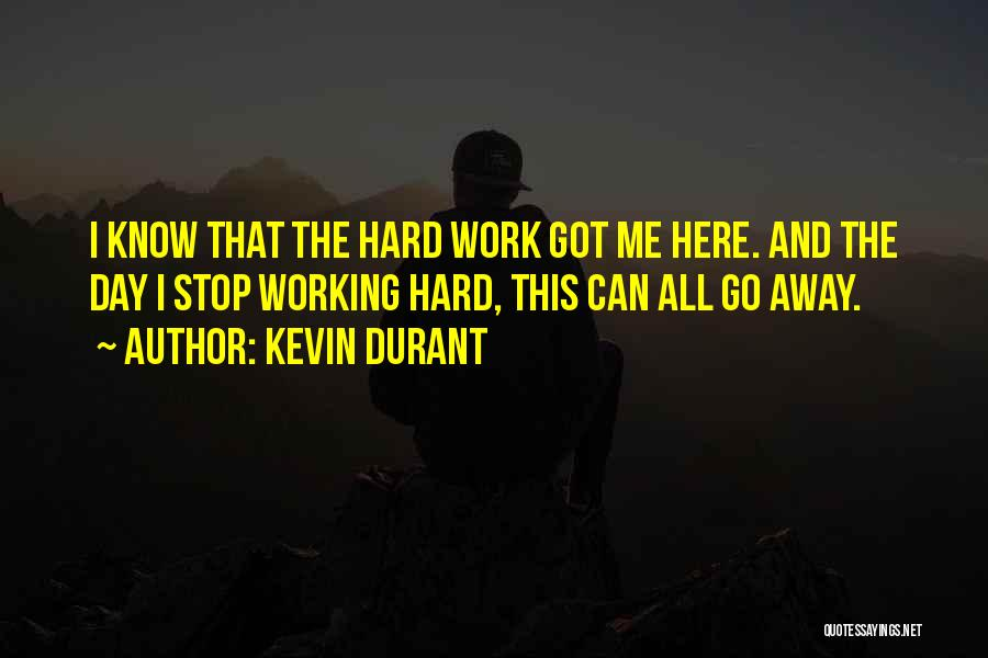Kevin Durant Quotes 1777729