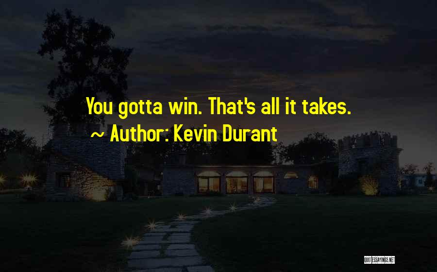 Kevin Durant Quotes 2068805