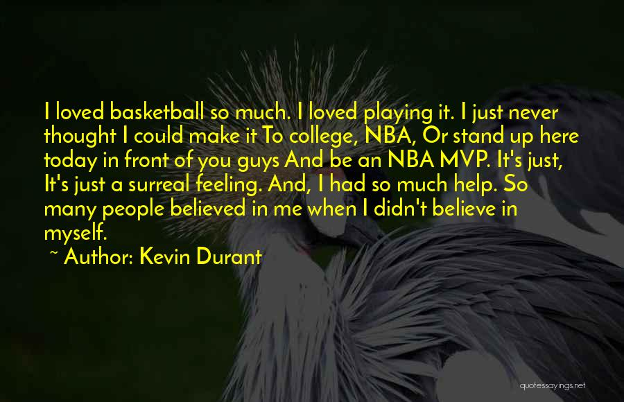 Kevin Durant Quotes 961857