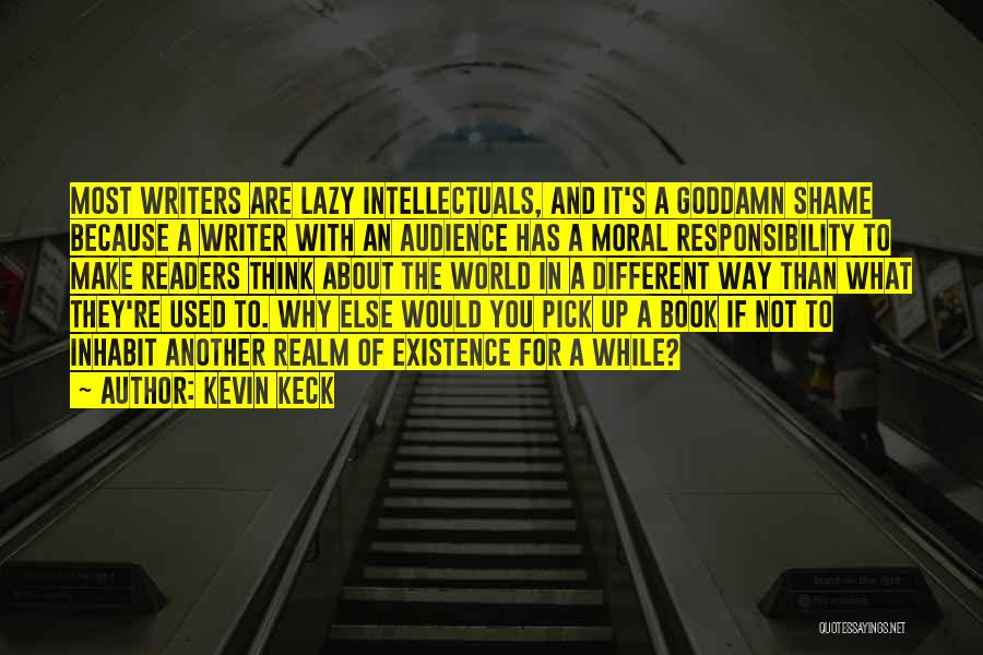 Kevin Keck Quotes 1311373